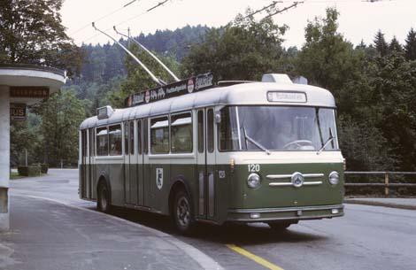 VBSG Trolleybus