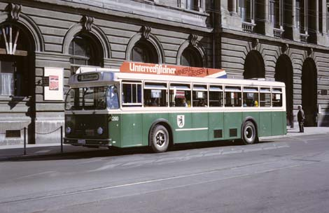 saurer autobus
